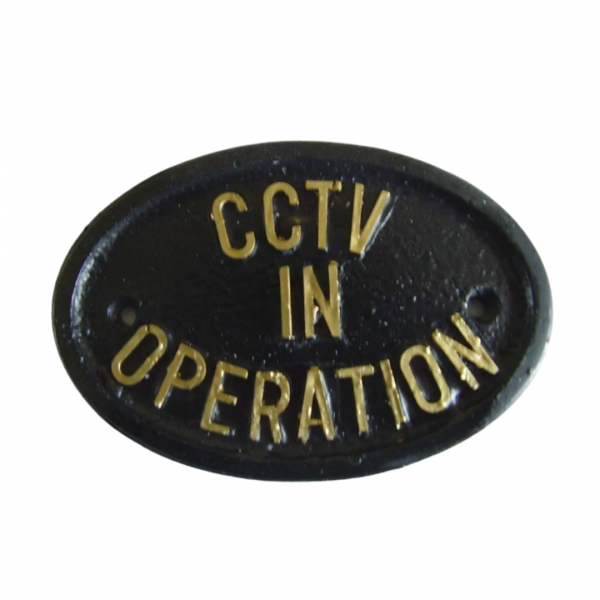 CCTV in operation display