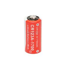 alarm device battery CR123A